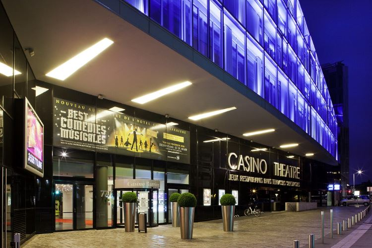 Casino Lille Barriere entrance