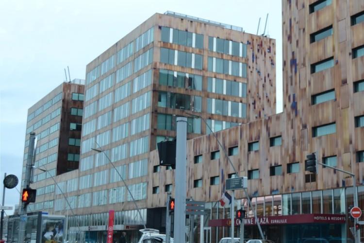 Crowne Plaza Euralille