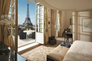 Suite Eiffel Duplex