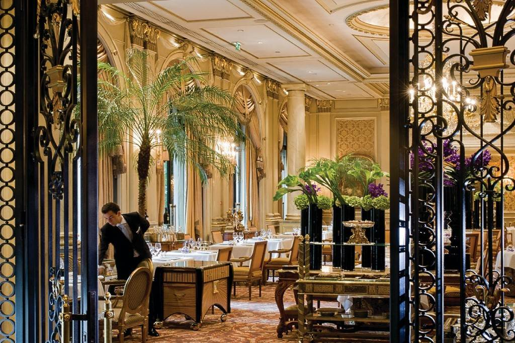 Le Cinq Restaurant George V Paris