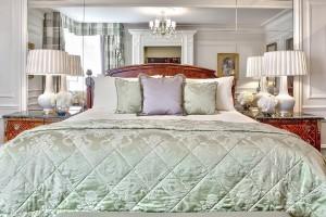 The Duplex Suite bedroom