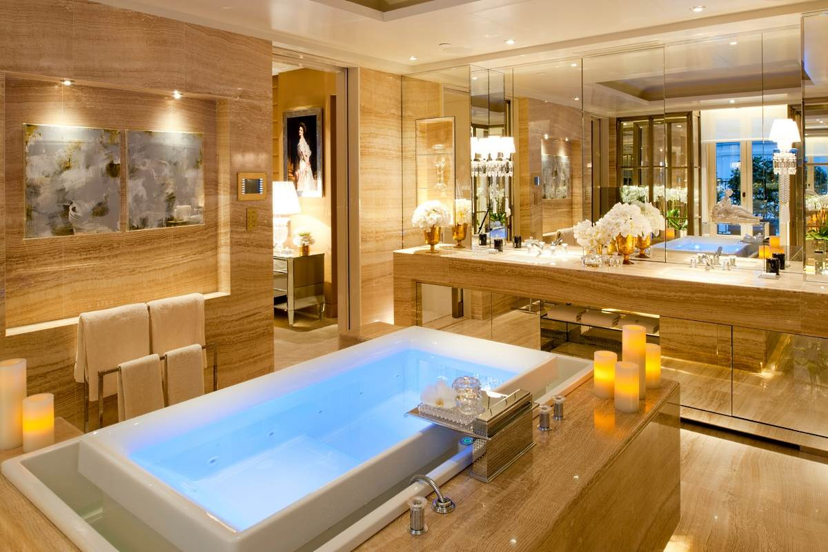 Four seasons george v paris luxury hotel in paris france Beautiful homes com
