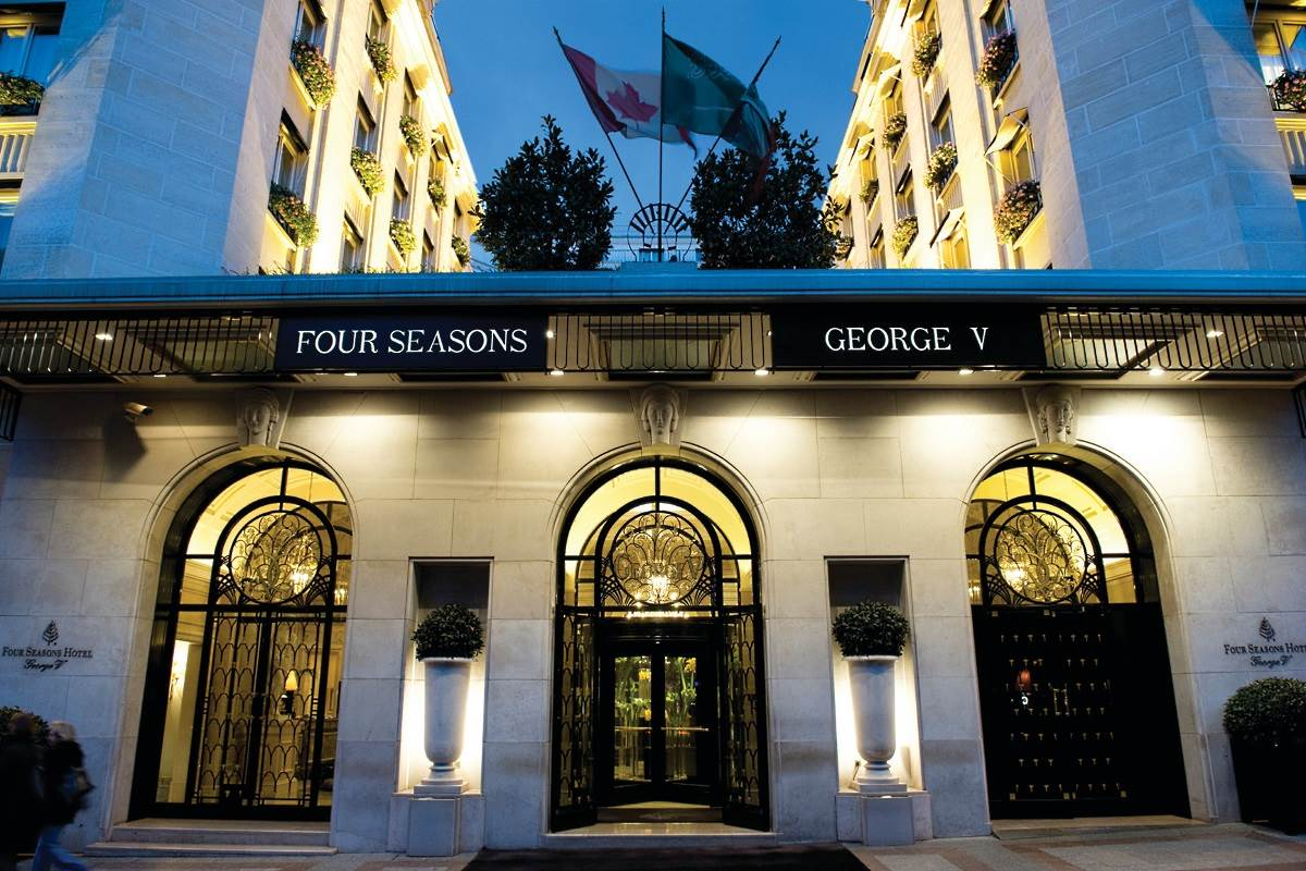 Four Seasons George V Paris - Hotel