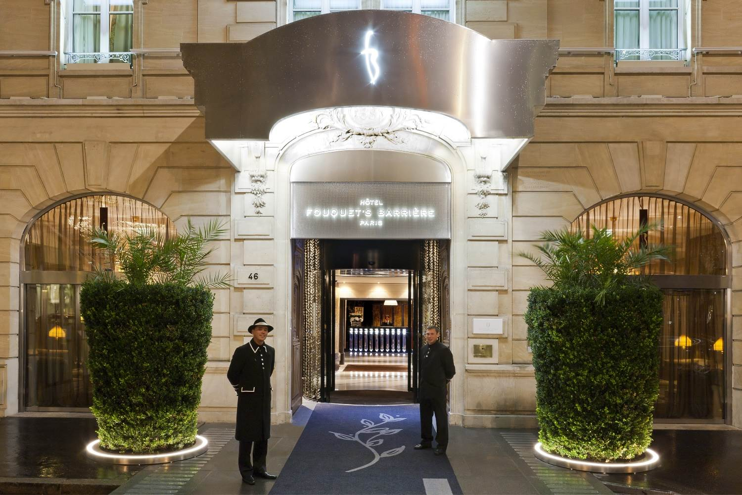 Fouquet 39 s barri re paris luxury hotel in paris france for Hotel le secret paris