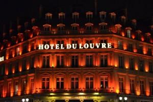 Hôtel du Louvre Paris
