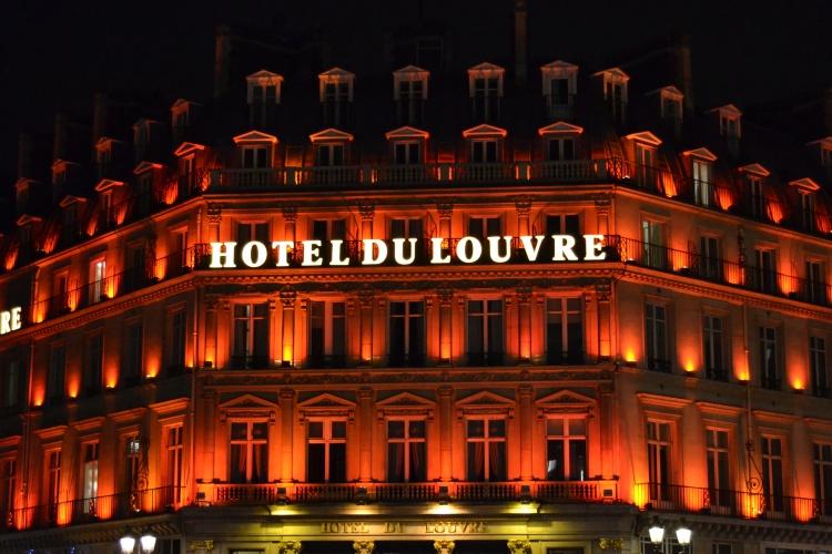 Hôtel du Louvre Paris - Hôtel