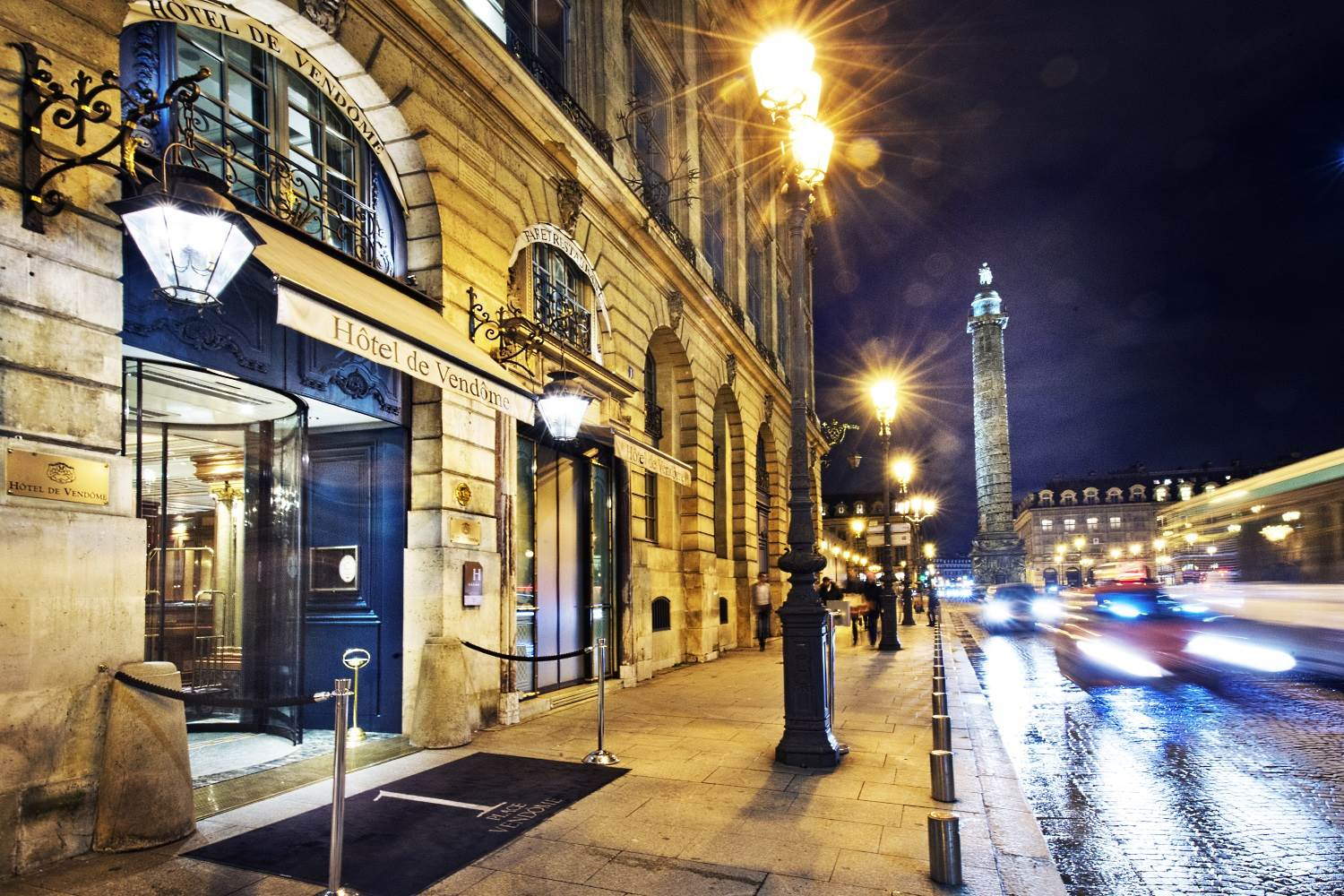 Hotel de Vendome Paris