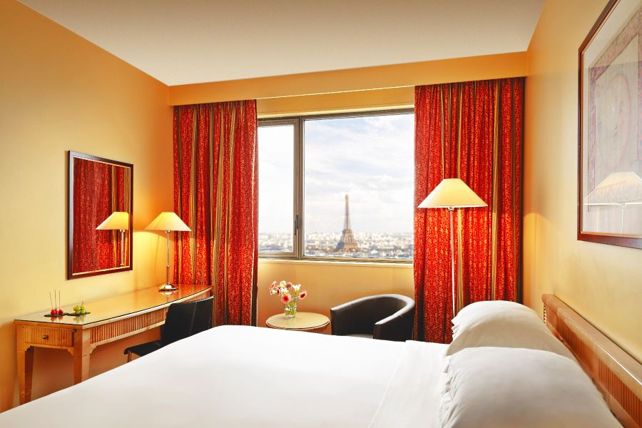 Hyatt Regency Paris Etoile Luxury Hotel In Paris France