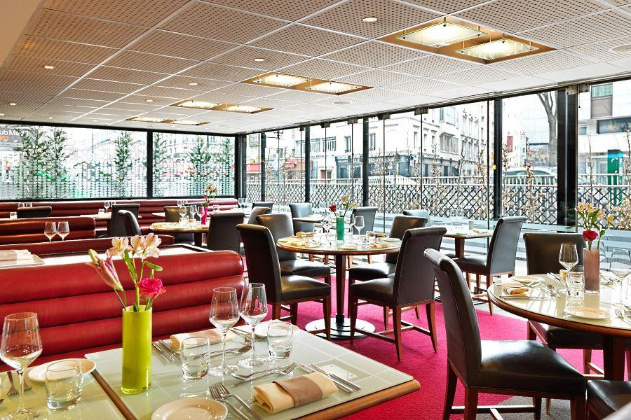 Bien connu Hyatt Regency Paris Etoile - Luxury Hotel in Paris, France BG32