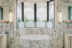 The Royal Belle Etoile Suite bathroom