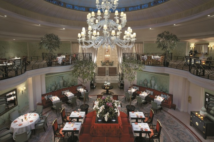 La Bauhinia restaurant at Shangri-La Paris