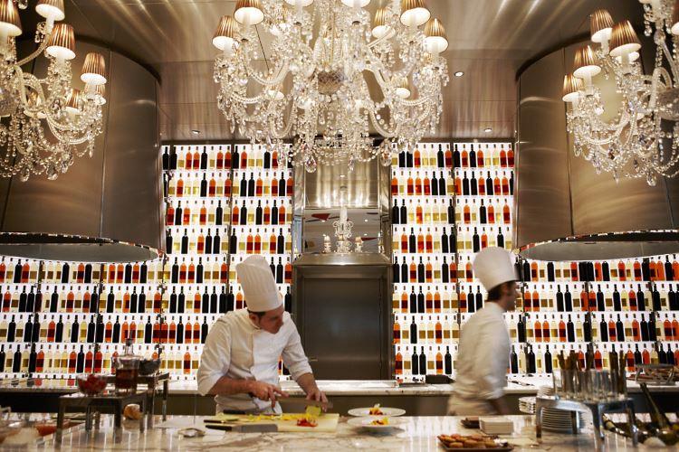 La Cuisine Le Royal Monceau Raffles Paris