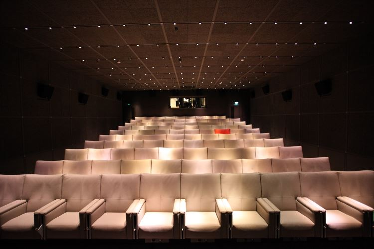Le Cinema des Lumieres Le Royal Monceau Raffles Paris