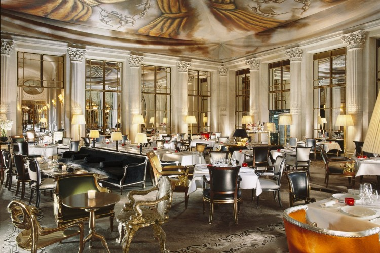 Le Dali Restaurant at Le Meurice Paris