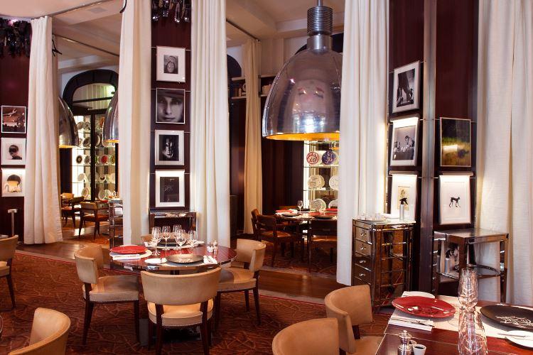 Le royal monceau raffles paris h tel de luxe paris france - La cuisine hotel royal monceau ...