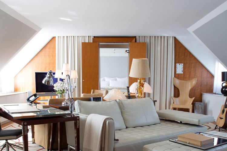 Le Royal Monceau Raffles Paris Penthouse Suite