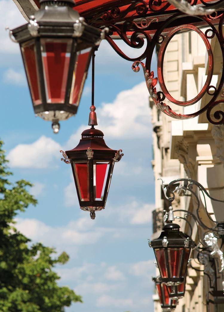 Le Royal Monceau Raffles Paris facade