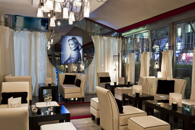 Fouquet's Barriere Paris Marta Le Bar