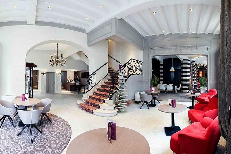 Mercure Lille Centre - Lobby
