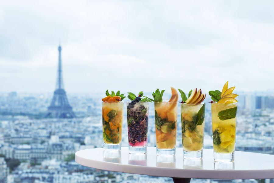 Bar La Vue happy hours – Hyatt Regency Paris Etoile