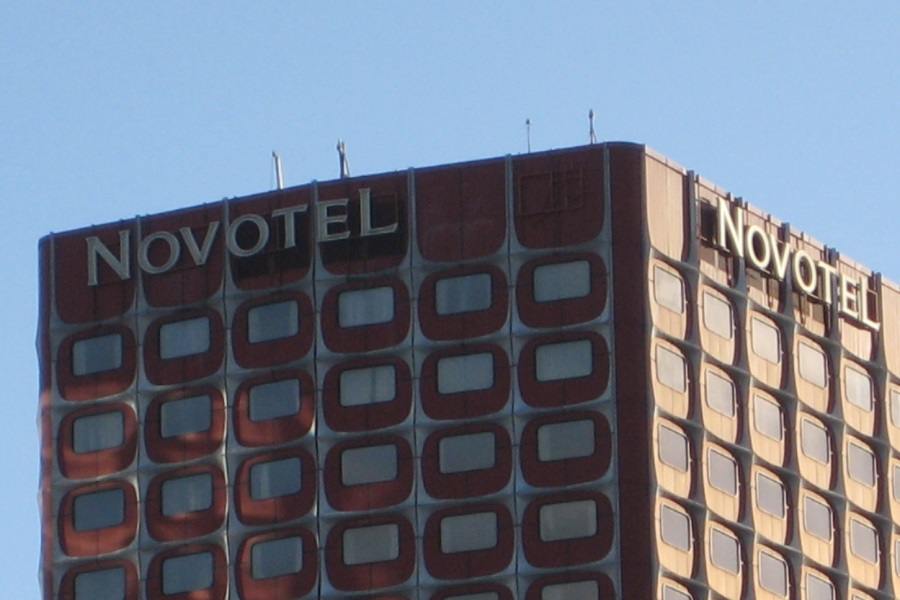 Hôtel Novotel Paris Tour Eiffel
