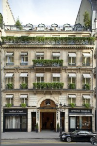 Park Hyatt Paris Vendome - Facade