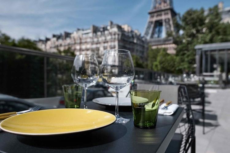 Pullman Paris Tour Eiffel - Restaurant Frame