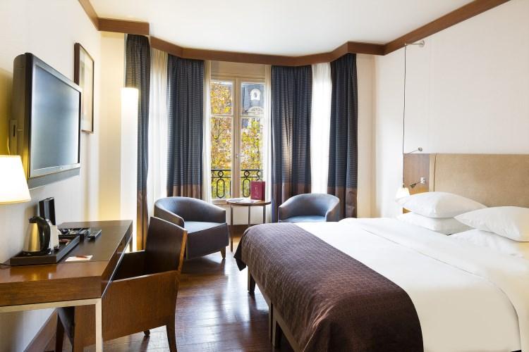 Radisson Blu Champs Elysées - Chambre Business Class