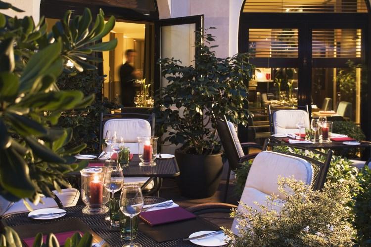 Radisson Blu Champs Elysées - Terrace
