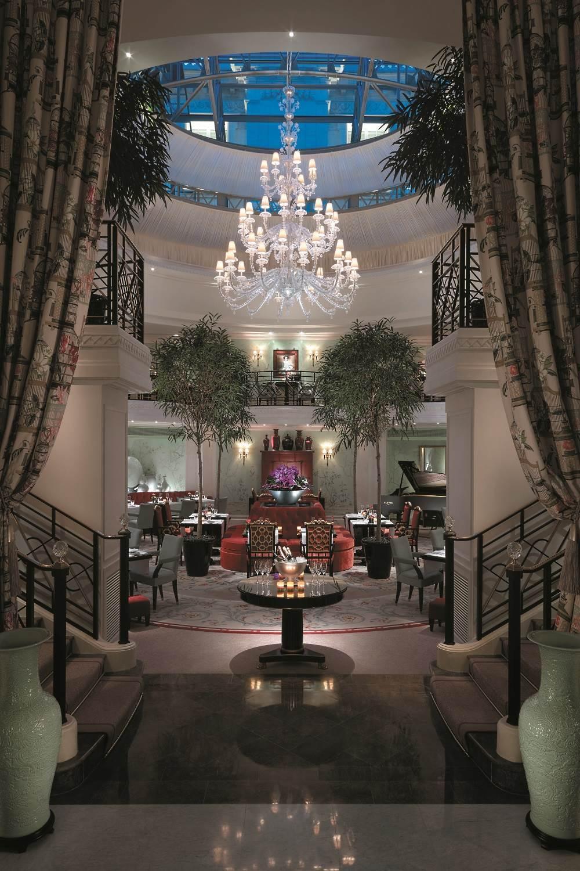 La Bauhinia restaurant Shangri-La Paris