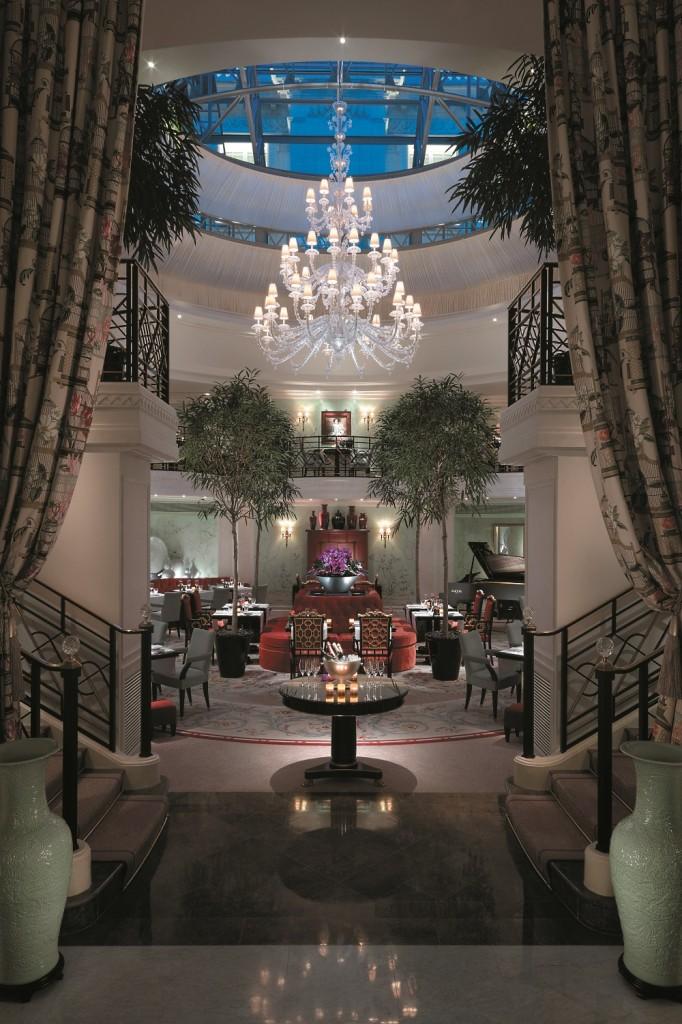 Restaurant La Bauhina Shangri La Paris