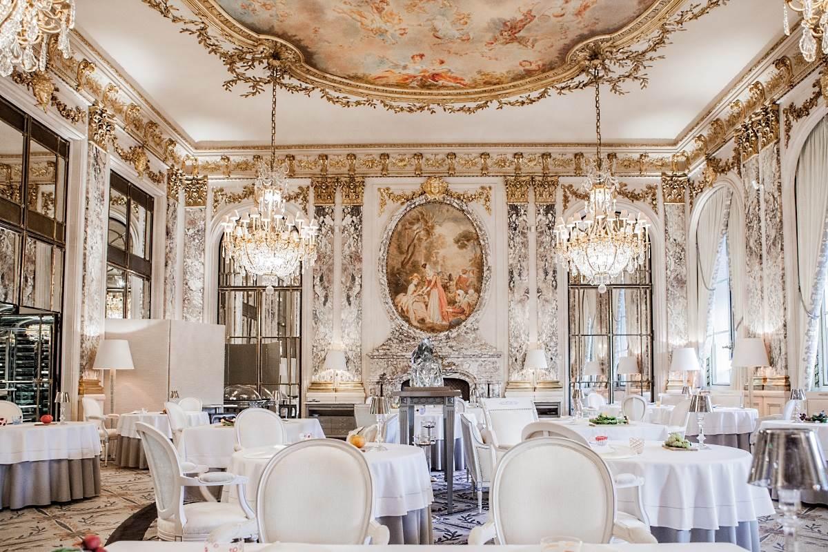 Le Meurice Paris Luxury Hotel In Paris France