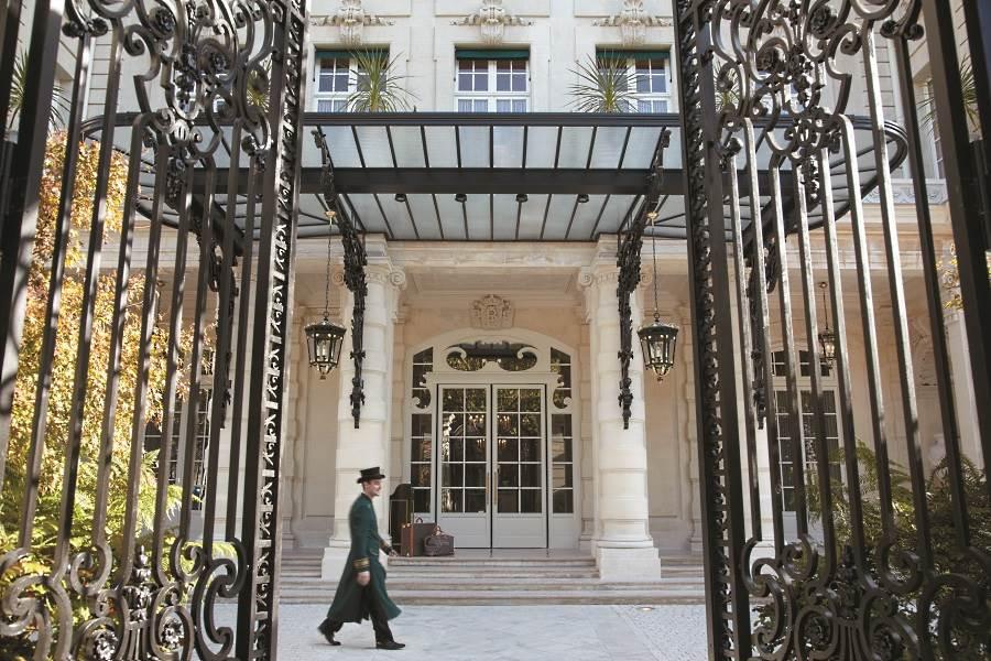 Shangri-La Paris to open its new terrace, La 8 Iéna