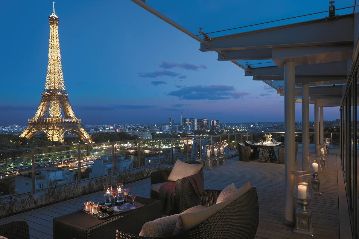 Shangri-La Paris obtient le label Palace