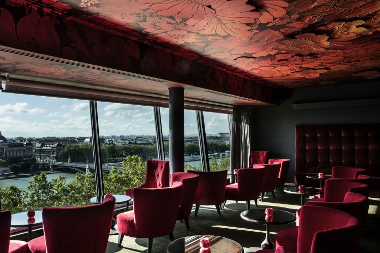 Sofitel Lyon Bellecour - Bar