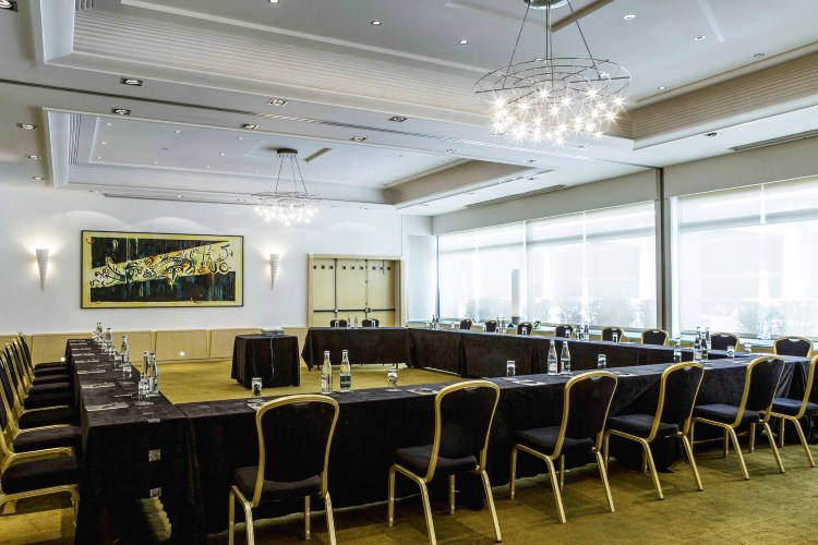 Sofitel Lyon Bellecour - Meeting Room
