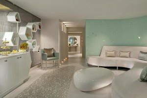 Valmont Spa and pastries