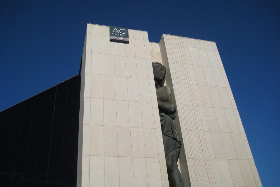 Hôtel Marriott AC Nice - Hôtel