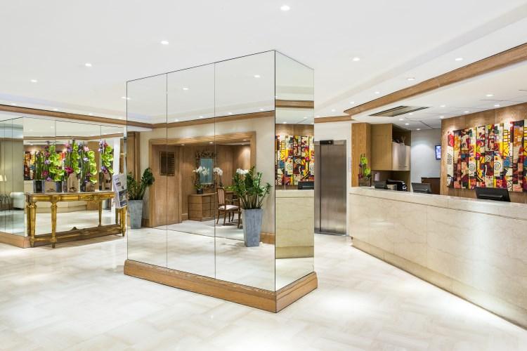 B4 Nice Plaza - Lobby