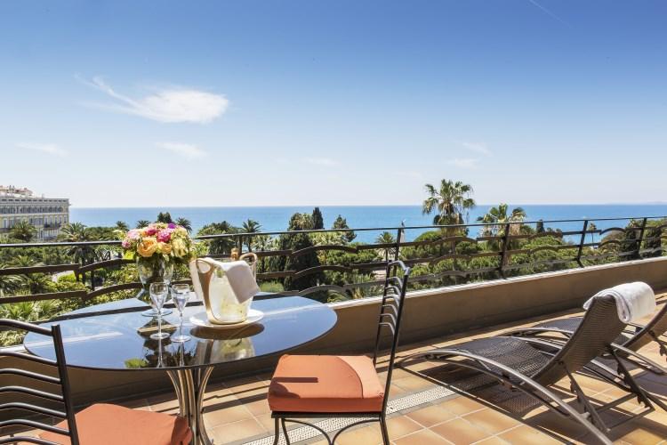 B4 Nice Plaza - Suite terrace