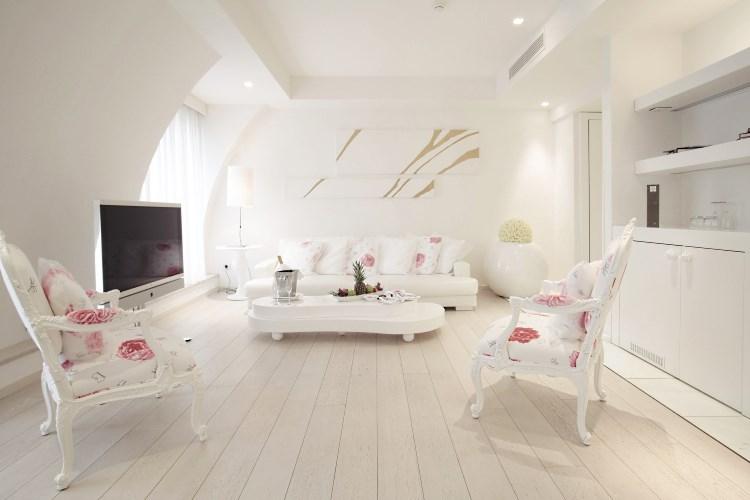 Boscolo Exedra Nice - Suite Exécutive - Salon
