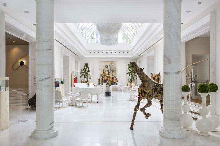 Boscolo Exedra Nice - Hall