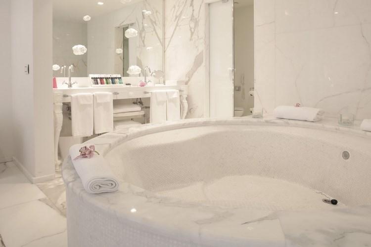 Boscolo Exedra Nice - Salle de bains de la Suite Présidentielle