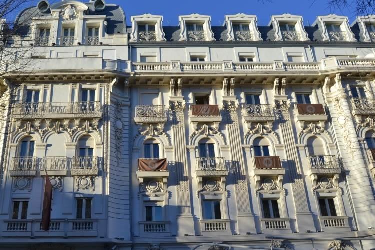 Boscolo Exedra Nice - Hôtel
