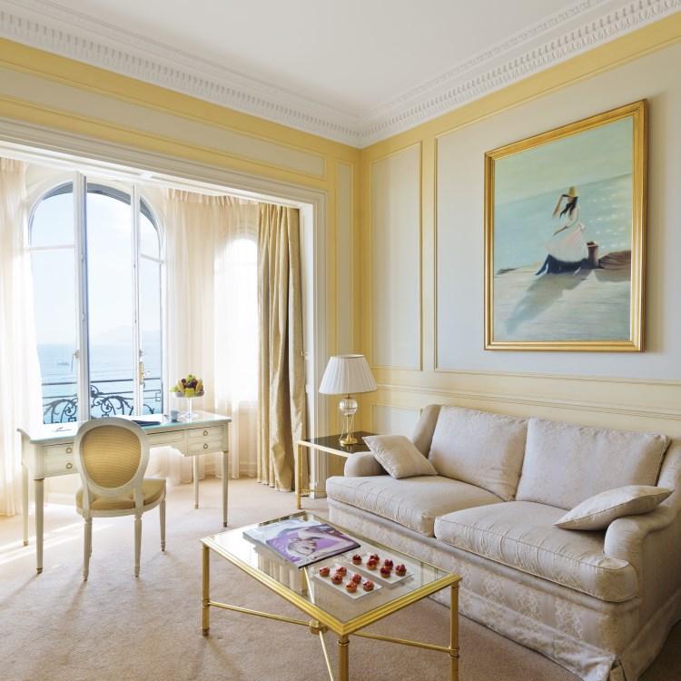 Carlton Cannes - Suite avec une chambre