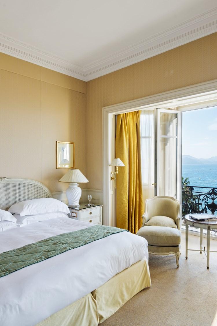 Carlton Cannes - Suite avec deux chambres