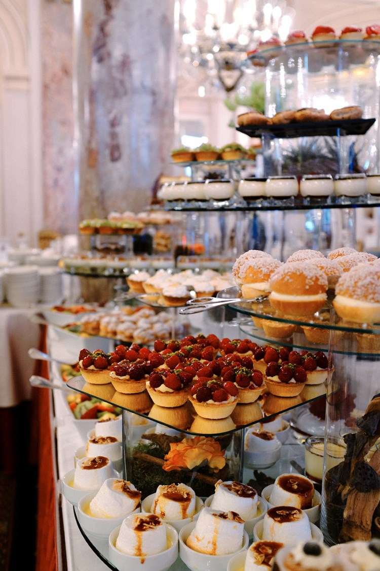Carlton Cannes - Buffet du Brunch