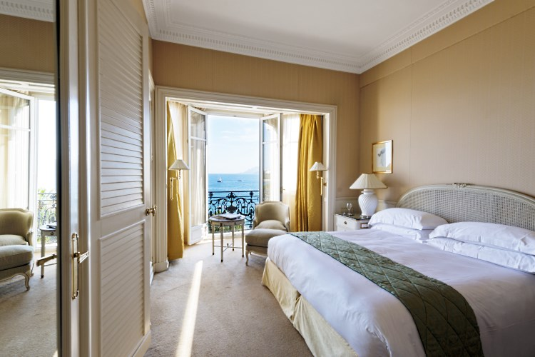 Carlton Cannes - Chambre Deluxe