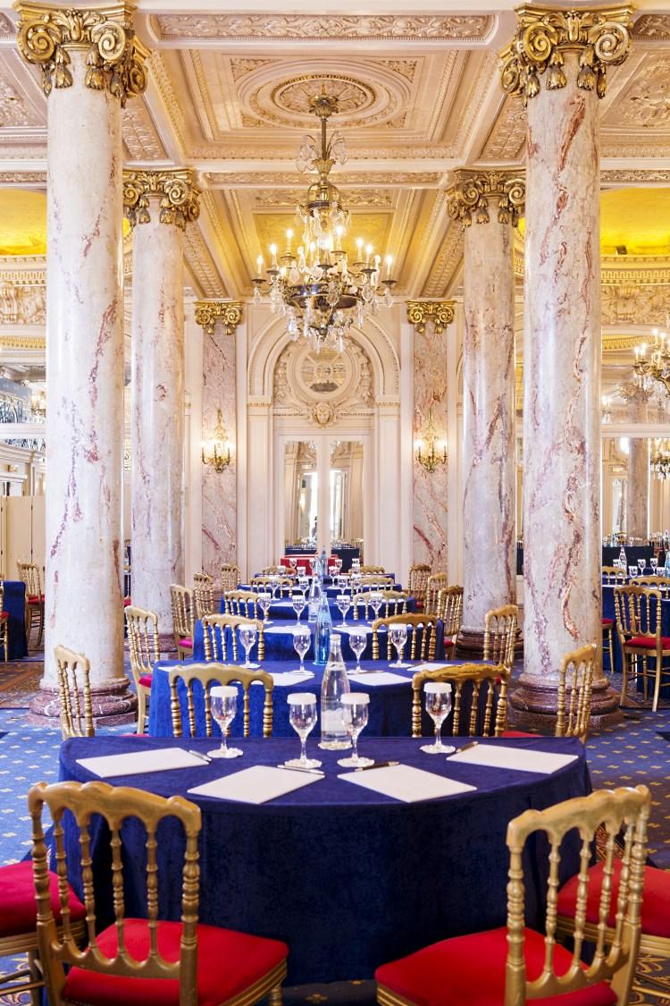 Carlton Cannes - Salle de réception