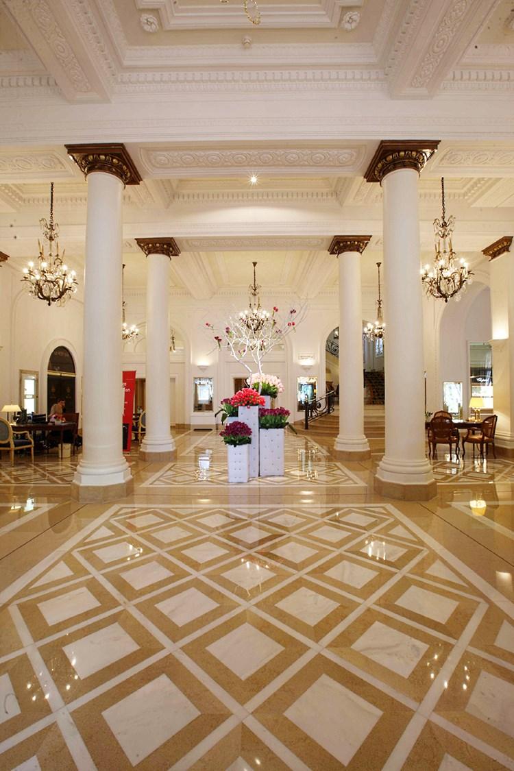 Carlton Cannes - Lobby